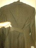 Пиджак в клетку. Фото 1.