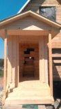 Строительство веранд, домов, бытовок, вагончиков. Фото 2.
