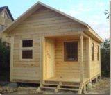 Строительство веранд, домов, бытовок, вагончиков. Фото 3.