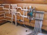 Отопление, тёплый пол, водопровод, сварочные работ. Фото 2.