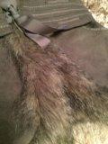 Жилет меховой новый. Фото 4.