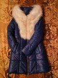 Куртка зимняя р.42. Фото 1.