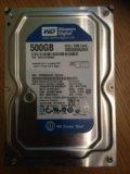 Жёсткий  диск wd5000аakx 500gb. Фото 1.