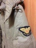 Пуховик-пальто. Фото 2.