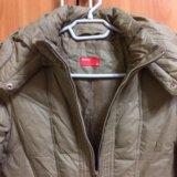 Пуховик-пальто. Фото 4.