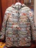 Зимняя куртка для беременной. Фото 1.
