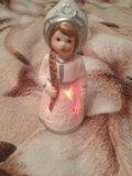 Светящаяся статуэтка. Фото 1.