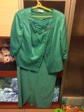 Платье с пиджаком. Фото 1.