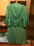 Платье с пиджаком. Фото 3.