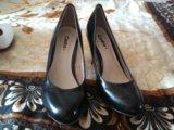 Туфли черные. Фото 2.