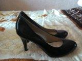 Туфли черные. Фото 3.