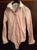 Рубашка-боди. Фото 2.