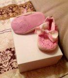 Детская обувь р19 (босоножки) cherie(черри). Фото 3.