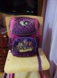 Ранец для девочки. Фото 1.