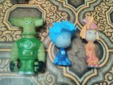 Игрушки пластизоль 2. Фото 2.