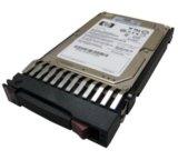 Жёсткий диск sas hp dg0300famwn. Фото 1.