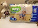 Трусики huggies для мальчиков. Фото 1.