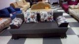 Практичный диван еврокнижка. Фото 1.