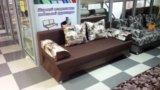 Практичный диван еврокнижка. Фото 2.
