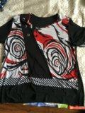 Блуза больших размеров. Фото 2.