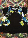 Блуза больших размеров. Фото 1.