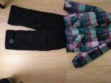 Зимние штаны и куртка. Фото 1.
