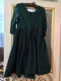 Платье с гюпюром. Фото 1.