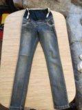 Продам джинсы для беременных. Фото 3.