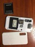 Samsung s5230 star white. Фото 2.