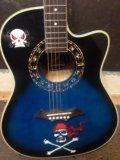 Гитара акустическая. Фото 2.