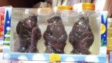 Шоколад цыплята трио шоко-ко 300 гр. в коробочке. Фото 4.