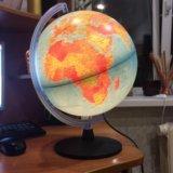 Глобус. Фото 1.