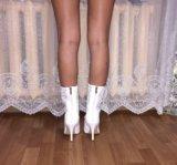 Новые свадебные сапожки. Фото 2.