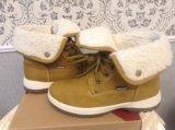 Ботинки для девочки, 36 разм.. Фото 1.
