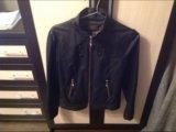 Кожаная куртка женская. Фото 1.