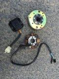 Реле регулятор, статор, ротор. Фото 4.