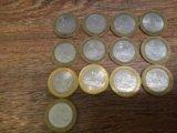 Юбилейные монеты серии дгр. Фото 1.