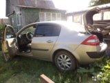 Renault megane 2. Фото 1.