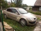 Renault megane 2. Фото 4.
