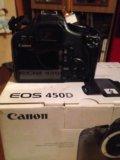 Canon eos  450 d. Фото 2.