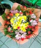 Букет цветов. Фото 4.