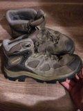 Ботинки columbia. Фото 1.