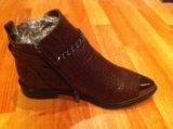 Новые ботинки 37 размер. Фото 2.