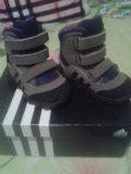 Ботинки демисизонные adidas. Фото 4.