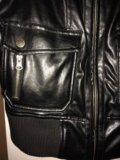 Кожаный жилет. Фото 2.