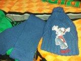 Набор шапка +шарф. Фото 2.