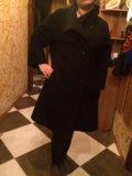 Кашемировое пальто. Фото 1.