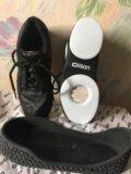 Ботинки для керлинга olson. Фото 1.