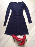 Платье alberta ferretti. Фото 1.