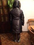 Пуховик зимний. Фото 3.
